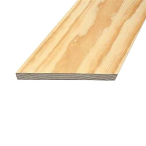 1 in x 6 in x 8 ft common board 914770 the home depot