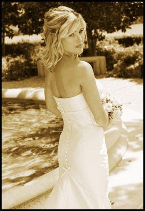 Wedding Hairstyles For Shoulder Length Hair Half Up Half by Shoulder Length Hair Picmia