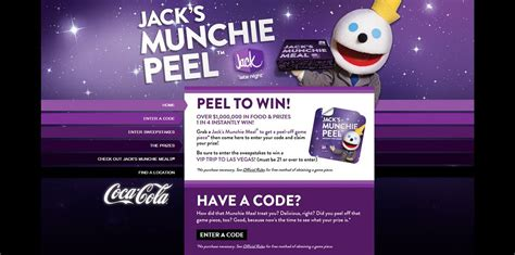 Real Sweepstakes To Enter - jacksmunchiepeel com jack s munchie peel vegas sweepstakes a vip trip for 4 to