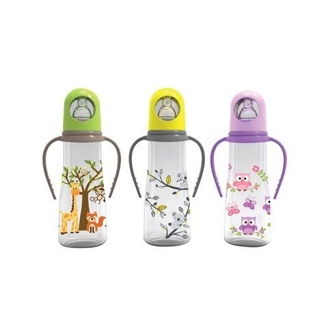 Botol Su Bayi Babysafe Feeding Bootle Woth Handle 250ml Jp005 Cokelat baby safe jp005 feeding bottle with handle 250ml shopee indonesia