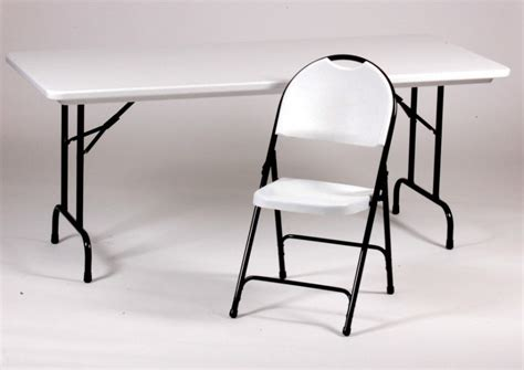 Foldable Table And Chairs by 4 Tips For Buying The Right Folding Table For Your
