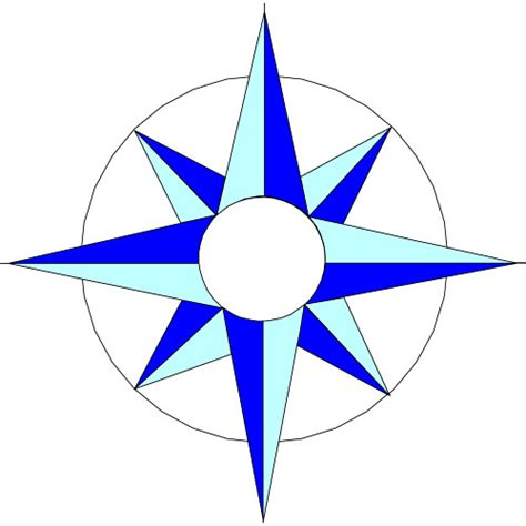 blank compass clipart best compass rose simple www imgkid com the image kid has it
