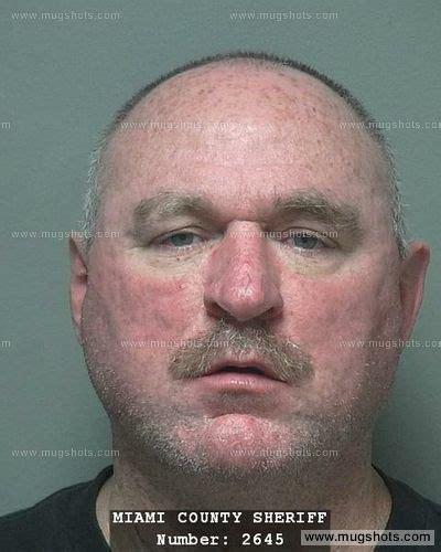 Miami County Ohio Arrest Records Roger Jenkins Mugshot Roger Jenkins Arrest Miami County Oh