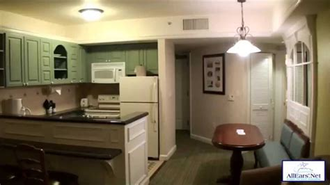 saratoga springs 1 bedroom villa saratoga springs one bedroom disney vacation club youtube