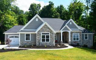 two islands house plans and rancher side garage story ranch style home