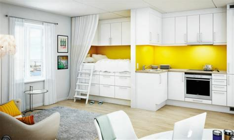 ikea small bedroom ideas coole k 252 chen wandfarbe gelb orange und rot archzine net