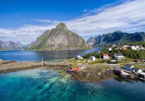 voli interni norvegia fiordi norvegesi lofoten e caponord