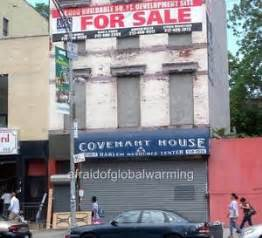 photo 2000s harlem new york covenant house building for sale