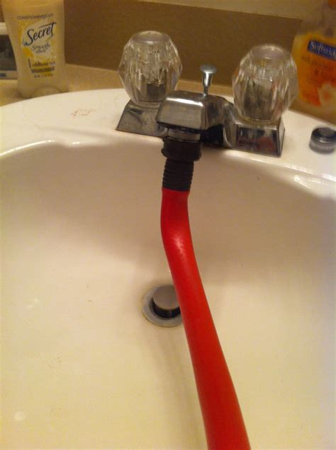 Utility Sink Faucet To Garden Hose Adapter by Utility Sink Faucet Hose Adapter