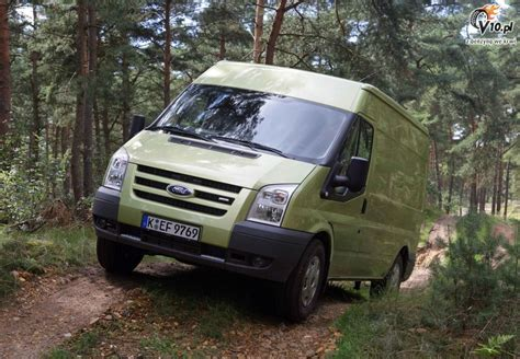 Ford Transit Awd by Ford Transit Awd 9