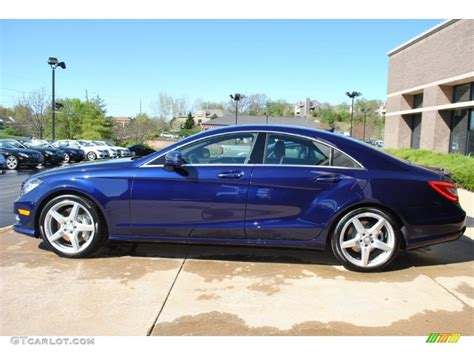mystic blue color designo mystic blue 2014 mercedes cls 550 4matic