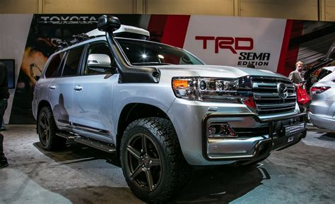 2016 land cruiser lifted 2016 toyota land cruiser facelift trd revealed