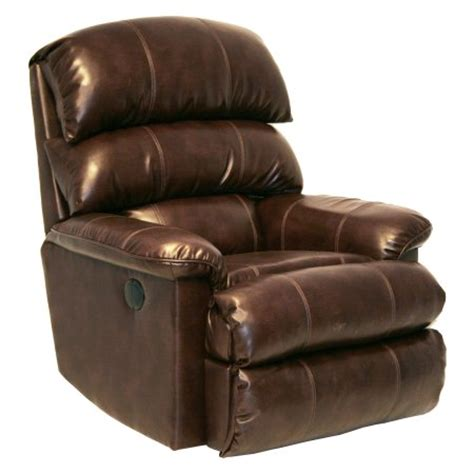 the catnapper recliner catnapper templeton leather power wall hugger recliner