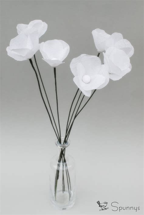 How We Make Paper Flower - how to make flower stamens a simple method