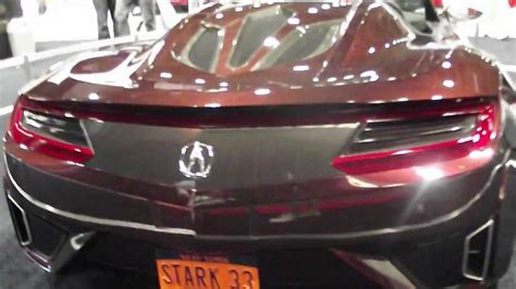 acura supercar avengers acura supercar from avengers movie youtube