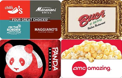Amc Gift Card Promo Code - rare 10 off gift cards at amazon amc theatres regal panda express chili s more