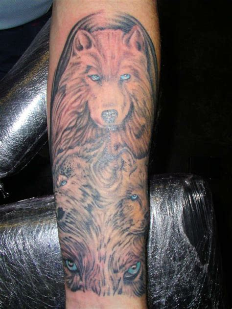 wolfpack tattoo