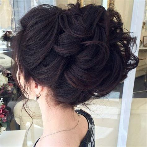 Best 20  Thick hair updo ideas on Pinterest