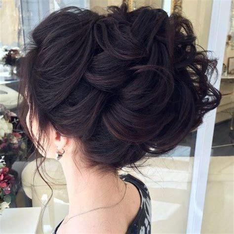 Best 20  Thick hair updo ideas on Pinterest