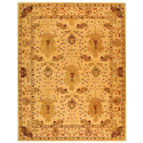 9 x 12 area rugs home depot safavieh anatolia ivory 9 ft x 12 ft area rug an540a 9 the home depot