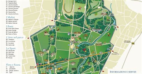 ingressi parco di monza faber imaginae una cartina per il parco di monza