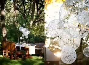 Outdoor Chandelier Diy Make A String Chandelier 187 Curbly Diy Design Decor