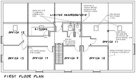floor plan for business rental information hanley court