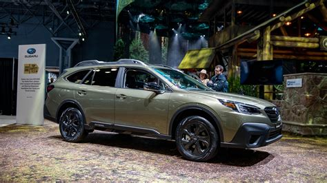 When Will 2020 Subaru Outback Be Available by 2020 Subaru Outback Debuts With Available Turbo Power