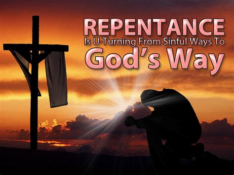 god cures 21 days to look live great and well books repentance is u turning from sinful ways to god s way