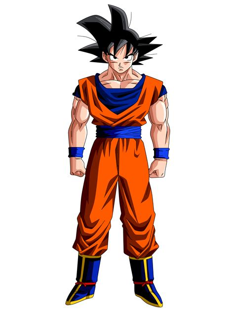 imagenes de goku jr de grande goku wiki the king of cartoons