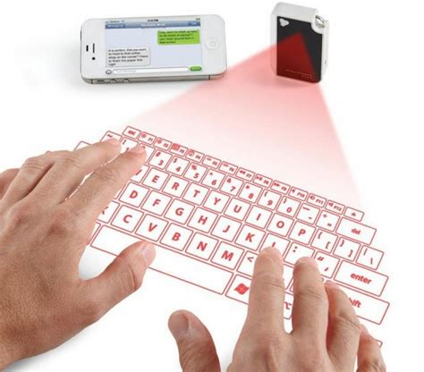 amazoncom laser projection virtual keyboard computers 18 incredible inventions that will change our lives