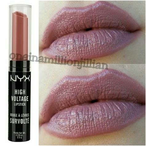 Nyx High Voltage Lipstick nyx makeup high voltage lipstick flutter poshmark