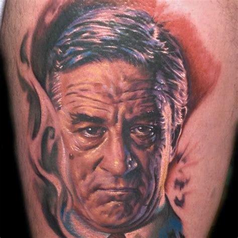 robert de niro tattoo robert de niro by antonio proietti tattoonow