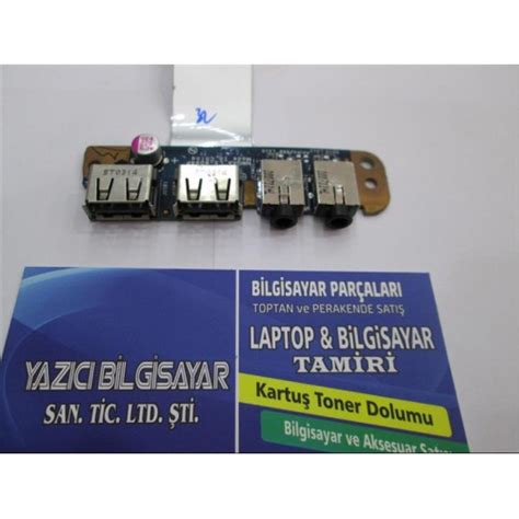 toshiba satellite a660 a660 usb and audio board ls 6064p