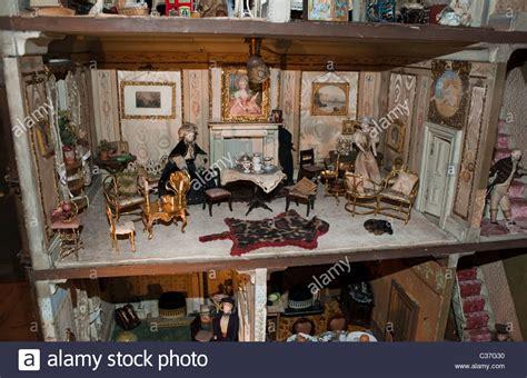 dolls house museum uk london u k antique children s doll house on display inside quot london stock photo