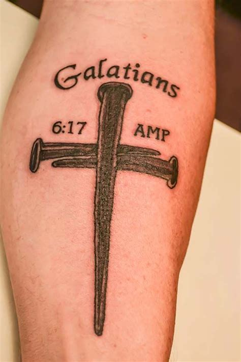 galatians 2 20 tattoo 12 bible verse tattoos that express scripture in creative
