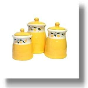 yellow kitchen canisters 1000 images about canisters on ceramics home