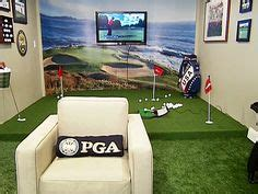 Golfer Bedroom 1000 Ideas About Golf Room On Indoor Putting