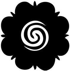 wallpaper bunga terong 5 tato bunga terong dayak populer tato dan poster