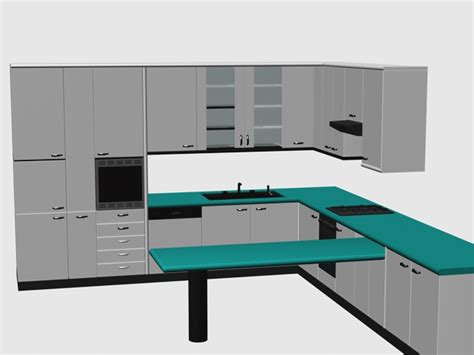 kitchen design software free download 3d modern kitchen cabinet design 3d model 3dsmax files free