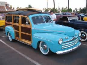 Woody Ford 1946 Ford Woody Station Wagon Biz Bearing