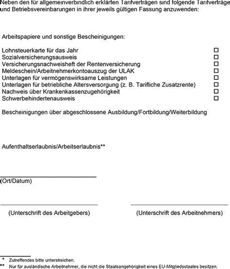 Vorlage Antrag Reduzierung Arbeitszeit Bundesanzeiger