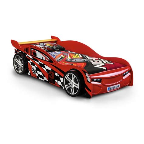 toddler race car bed kids race car bed unique boys girls beds cuckooland