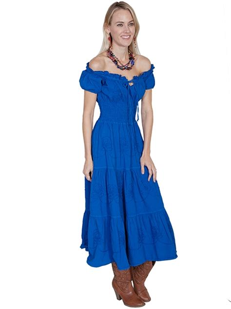 30 brilliant womens western dresses and skirts playzoa