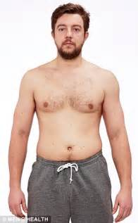 average male body you can do it meet 3 pot bellied men who gained