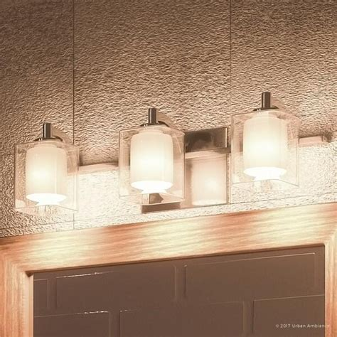 shop luxury modern bathroom vanity light