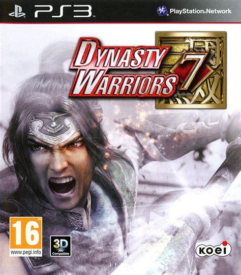 Ps4 Warriors All R3 Reg 3 Playstation 4 dynasty warriors 7 box for playstation 3 gamefaqs