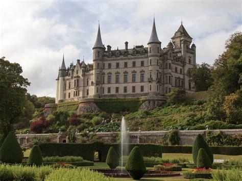 eingang französisch dunrobin castle sutherlands m 195 164 rchenschloss
