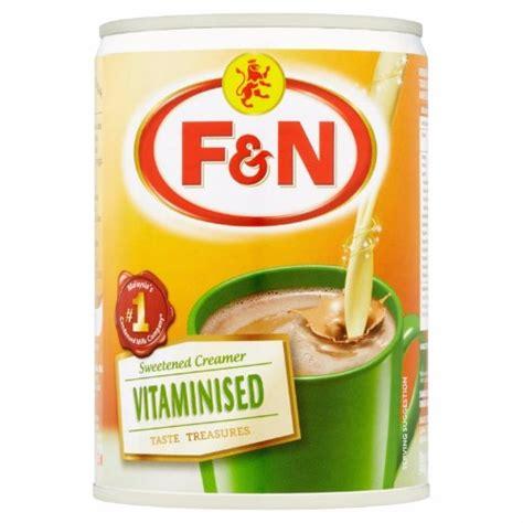 F N Evaporasi Evaporated Creamer smartshopper gt f n vitaminised sweetened creamer 500g