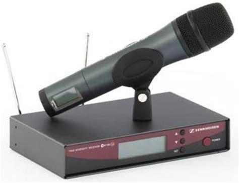 Mic Wirelles Sennheiser Ew 135 G4 sennheiser ew 135 g2 image 11813 audiofanzine